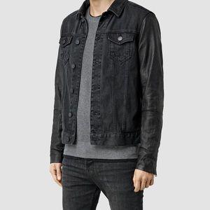 All Saints Jackets & Coats - Allsaints denim jacket